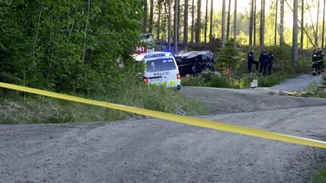 Kuolemaan johtaneet rallionnettomuudet harvinaisia Suomessa