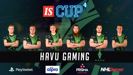 HAVU Gaming on IS Cup 4:n mestari!