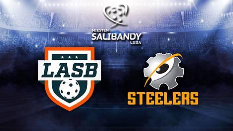 Katso Salibandyliigan ottelu LASB-Steelers suorana ISTV:ssä!
