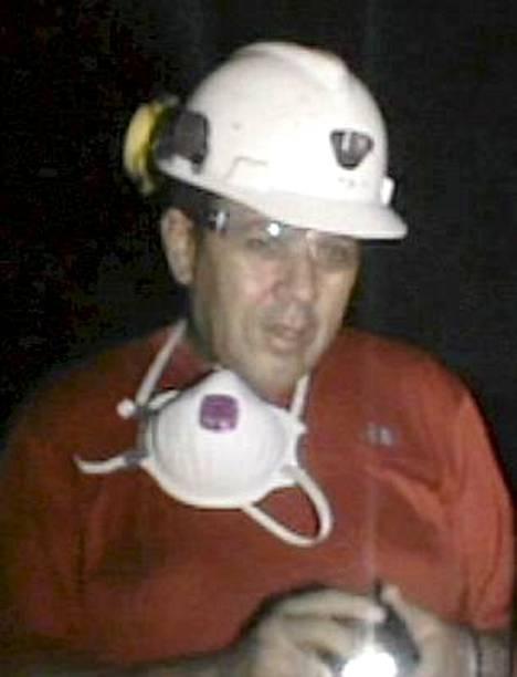 Luis Urzua nostettaneen kaivoksesta viimeisenä.