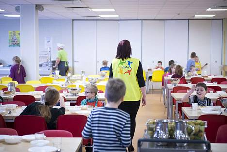 Kiva koulu -ohjelma on herättänyt kiinnostusta maailmalla. Kuvassa ollaan Jürin koulussa Tallinnan lähellä Virossa vuonna 2014.