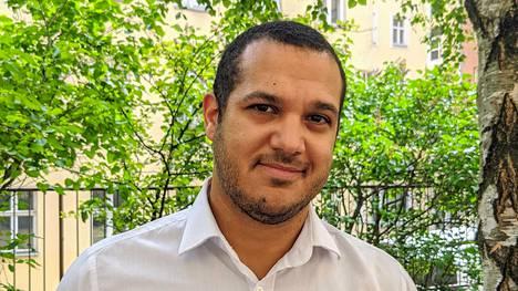 Ruotsalais-brasilialainen Sven Martinsson on Valega Chain Alalyticsin toimitusjohtaja.