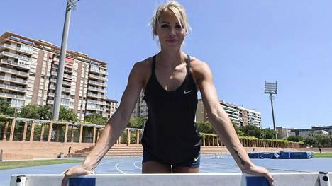 Suomalaisaituri Annimari Korte on harjoitellut viime syksystä lähtien Valenciassa espanjalaisen valmentajan alaisuudessa.