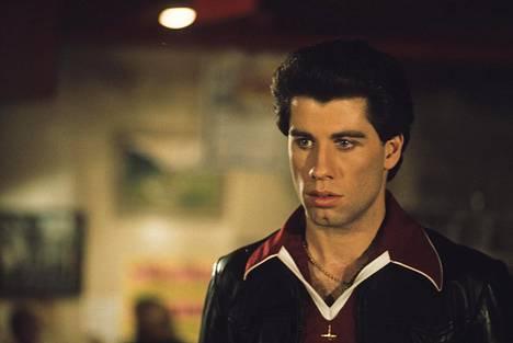 Nuori Travolta oli 70-luvulla teinien idoli.
