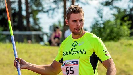 Antti Ruuskanen on kovassa kunnossa.
