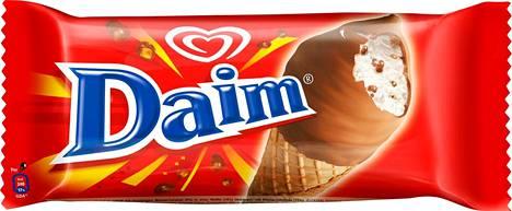 Daim on suomalaisten tuuttisuosikki.