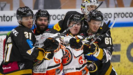 tv5 liiga playoffs