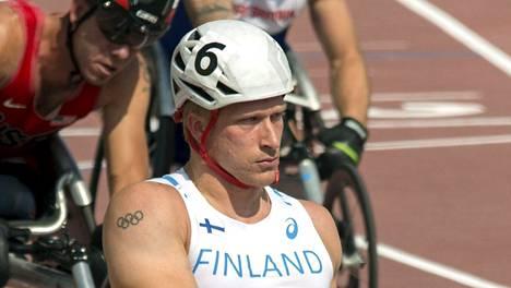 Leo-Pekka Tähti kelasi MM-hopeaa.