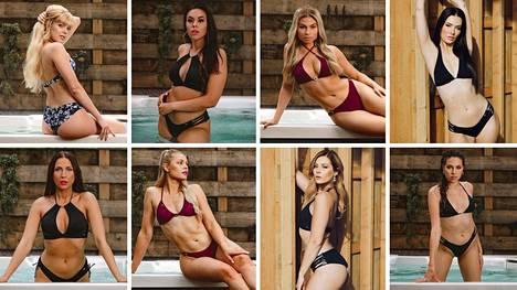 Miss Suomi -kilpailun finaalissa on tänä vuonna mukana kahdeksan osallistujaa.