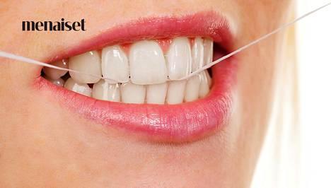 Tiedätkö, miten hampaat langataan oikein? Suurin osa suomalaisista tekee sen väärin