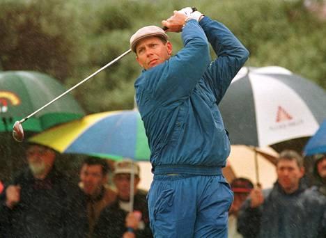 42-vuotiaana kuollut Payne Stewart voitti urallaan US Openin kahdesti ja PGA:n mestaruusturnauksen kerran.