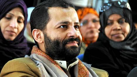 Hamid al-Ahmar.