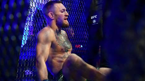 Conor McGregorin jalka katkesi UFC-ottelussa heinäkuun puolivälissä.