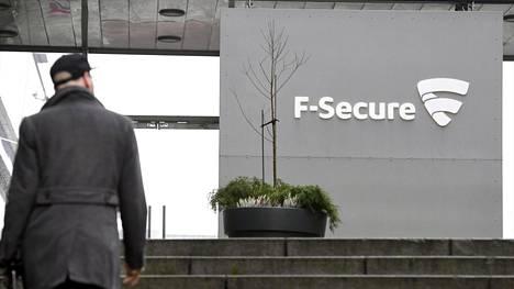 F Secure Osake