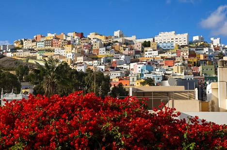 Las Palmas on aito kanarialainen kaupunki.