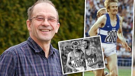 Kaarlo Maaninka voitti vuoden 1980 Moskovan olympialaisissa kaksi mitalia.
