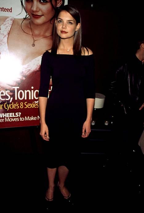 Katie Holmes keväällä 1999.