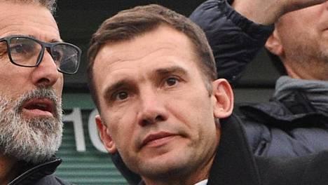 Andri Shevtshenko on Ukrainan maajoukkueen päävalmentaja.