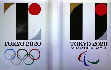 Tältä olympialaisten ja paralympialaisten 2020 logot näyttävät koko kauheudessaan.