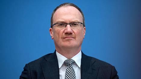 Saksan talouspoliittisen neuvoston puheenjohtaja Lars Feld.