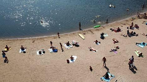 Suomessa heinäkuu oli mittaushistorian kaikkein kuumin.