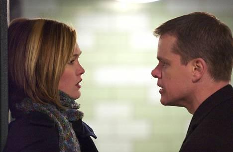 Jason Bourne -jännärit kiinnostavat katsojia.
