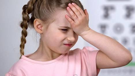 Tuoreen tutkimuksen perusteella lääkkeiden teho näyttäisi olevan vähäinen lapsipotilaiden migreenioireisiin.