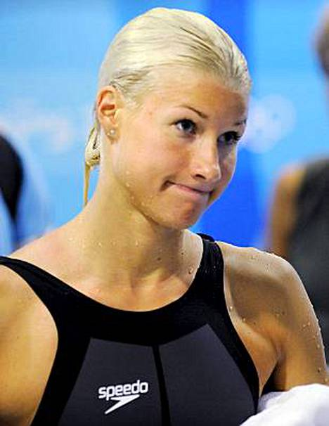 Hanna-Maria Seppälä suoriutui perjantain uintiurakastaan upeasti. Satasen vapaauinnin finaalista irtosi nelostila, ja 50 metriltäkin hienosti paikka välieriin.