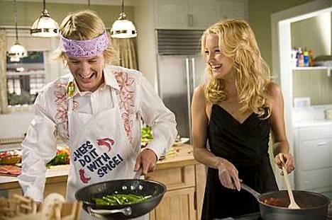 Sinä, minä ja Dupree -elokuva yhdisti Kate Hudsonin ja Owen Wilsonin 2006.