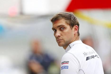 Vitali Petrov on nähty F1-uransa jälkeen DTM-sarjassa.