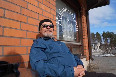 Risto Sundin mielestä on lottovoitto asua Ruokolahdella.