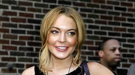 Lindsay on vastikään päässyt huumevieroituksesta.