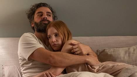 Jessica Chastain ja Oscar Isaac tähdittävät uutta sarjaa.