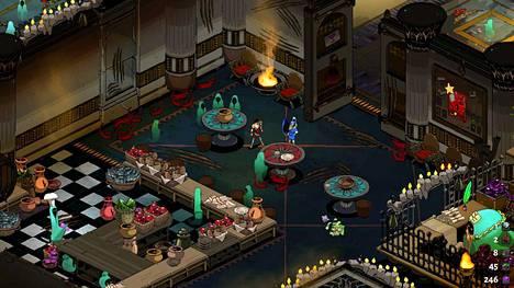 Hades tarjoaa monipuolista pelaamista, mutta vielä vakuuttavampaa on tarinankerronta. Pelissä Kreikan mytologian taruolennot osoittautuvat herkiksi ja mielenkiintoisiksi hahmoiksi.