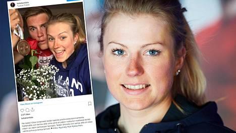 Maantiepyöräilyn MM-mitalisti Lotta Henttala avautui mielenterveysongelmistaan Ylelle.