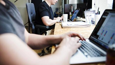 Monessa helsinkiläisfirmassa kärsitään osaajapulasta.