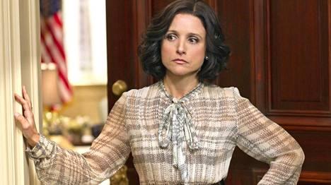 Iannucci on luonut myös Julia Louis-Dreyfusin tähdittämän Rouva varapresidentti -sarjan.