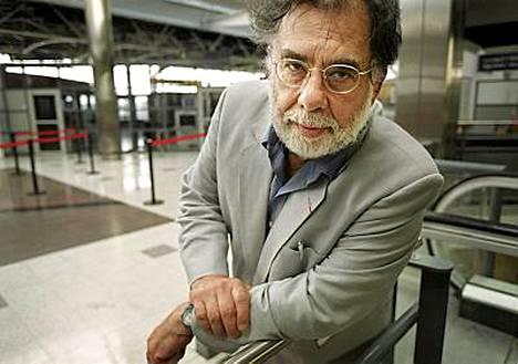 Francis Ford Coppola on vieraillut myös Suomessa.