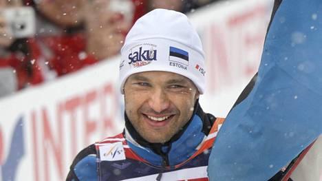 Andrus Veerpalu Liberecin MM-hiihdoissa vuonna 2009.