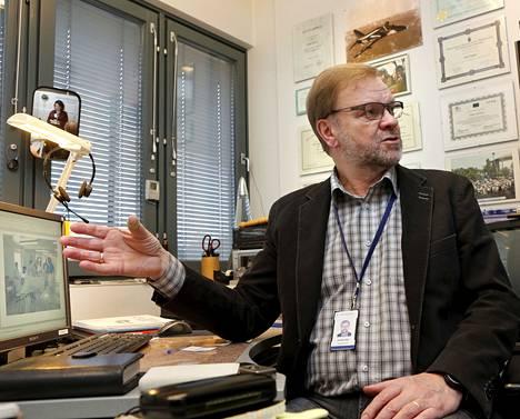Rikoskomisario Ismo Kopra vietti Thaimaassa 13 kuukautta tunnistamassa ja kotiuttamassa suomalaisia vainajia.