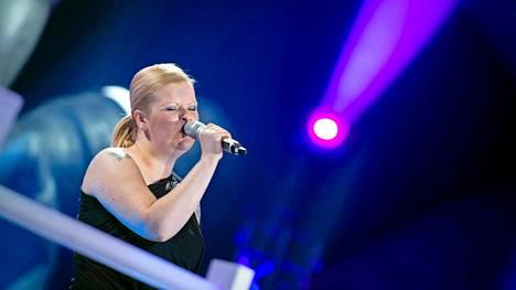 Tea Salo (ent. Tähtinen) kilpaili The Voice of Finlandissa vuonna 2013.