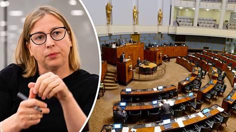 Eduskunnan tarkastusvaliokunnan mielestä Tytti Yli-Viikarin toiminta on heikentänyt luottamusta ja vahingoittanut VTV:n julkikuvaa.