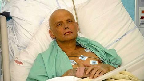 Aleksandr Litvinenko kuoli poloniummyrkytykseen.