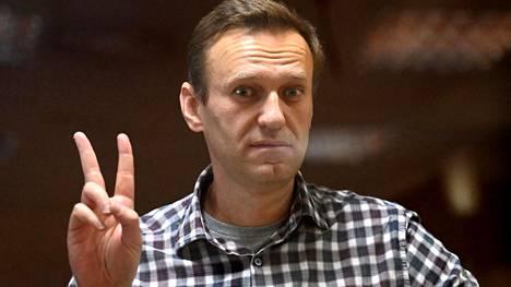 Ihmisoikeusjärjestä Amnesty International ei enää jatkossa käytä Aleksei Navalnyistä mielipidevanki-nimitystä.