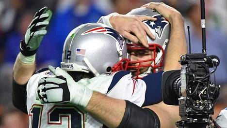 New England Patriots voitti Super Bowlin.