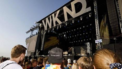 Weekend Festival järjestetään seitsemättä kertaa.