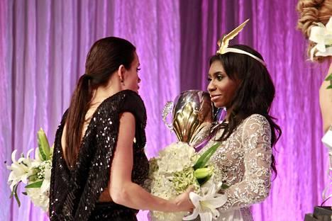 Sephora Ikalaba kruunatiin Miss Helsingiksi viime viikolla.