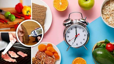 Tuore suomalaistutkimus löysi yhteyden tyypin 2 diabeteksen ja ruokailutottumusten välillä.
