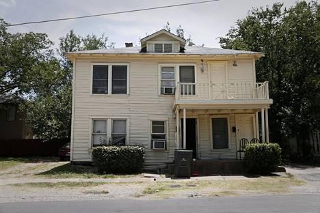 Lee Harvey Oswaldin asuintalo, jossa asui murhan aikaan.