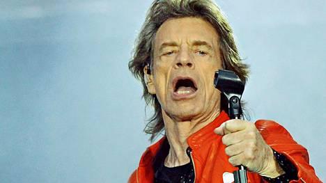 Mick Jagger seurusteli 23-vuotiaan elokuvatuottajan kanssa noin kolmen vuoden ajan.